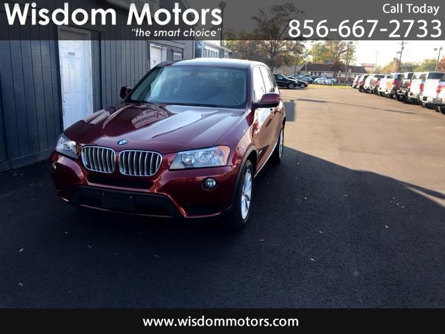2014 BMW X3 AWD 4dr 28i