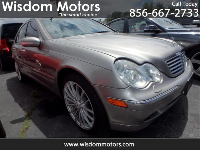 2003 Mercedes-Benz C-Class AWD C320 4MATIC 4dr Sedan