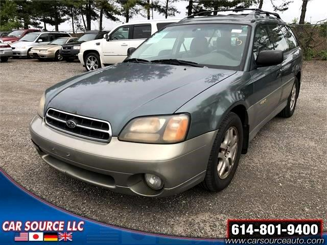 2001 Subaru Outback Outback w/RB Equip