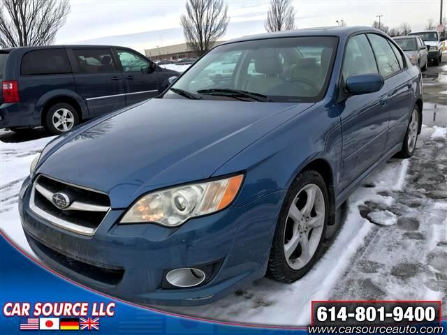 2008 Subaru Legacy Ltd