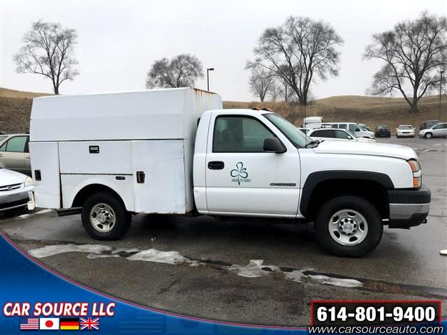 2006 Chevrolet Silverado 2500HD Regular Cab
