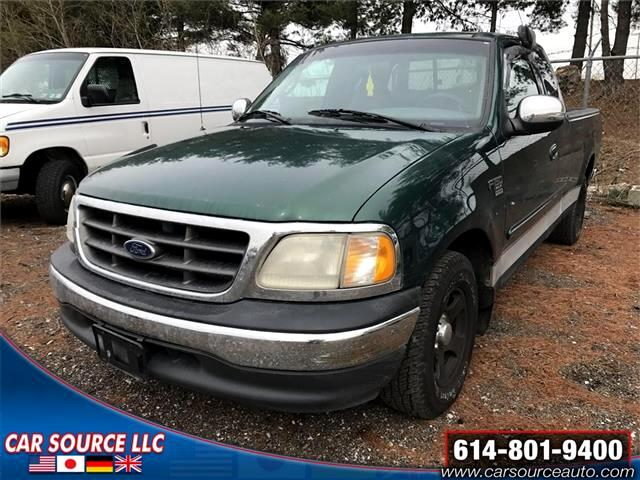 1999 Ford F-150 XLT SuperCab Long Bed 2WD