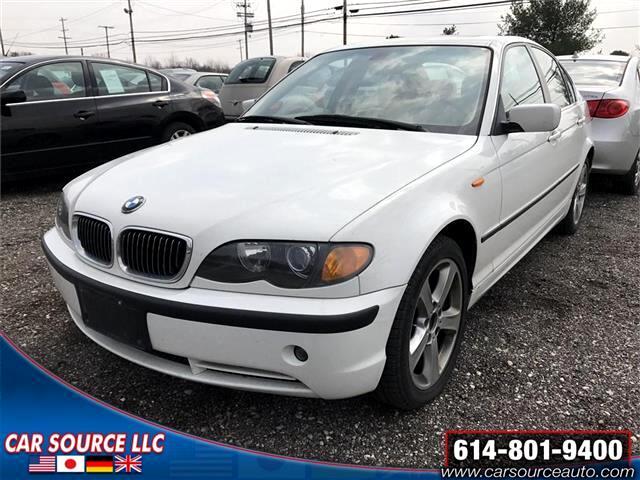 2005 BMW 3-Series 330xi