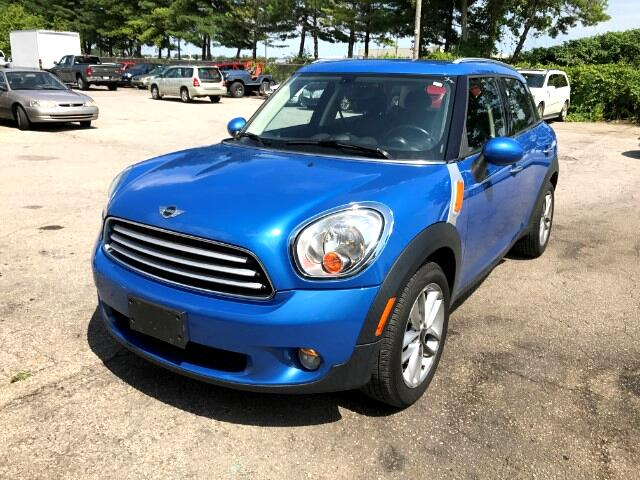 2012 MINI Cooper Countryman