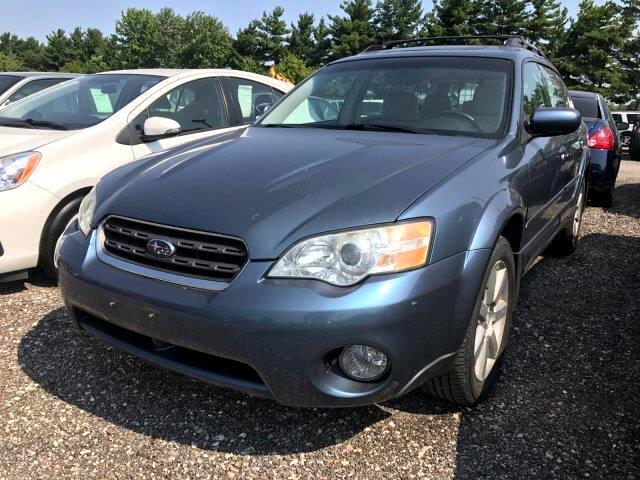 2006 Subaru Outback Outback 2.5i Ltd