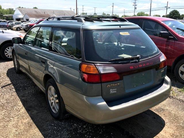 2002 Subaru Outback Outback