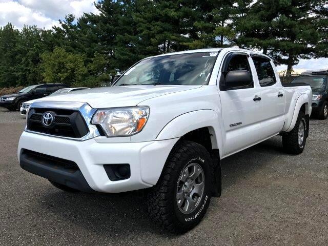 2012 Toyota Tacoma 4WD Double Cab