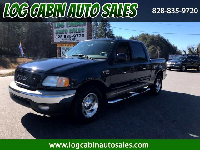 2003 Ford F-150 2WD SuperCrew 145