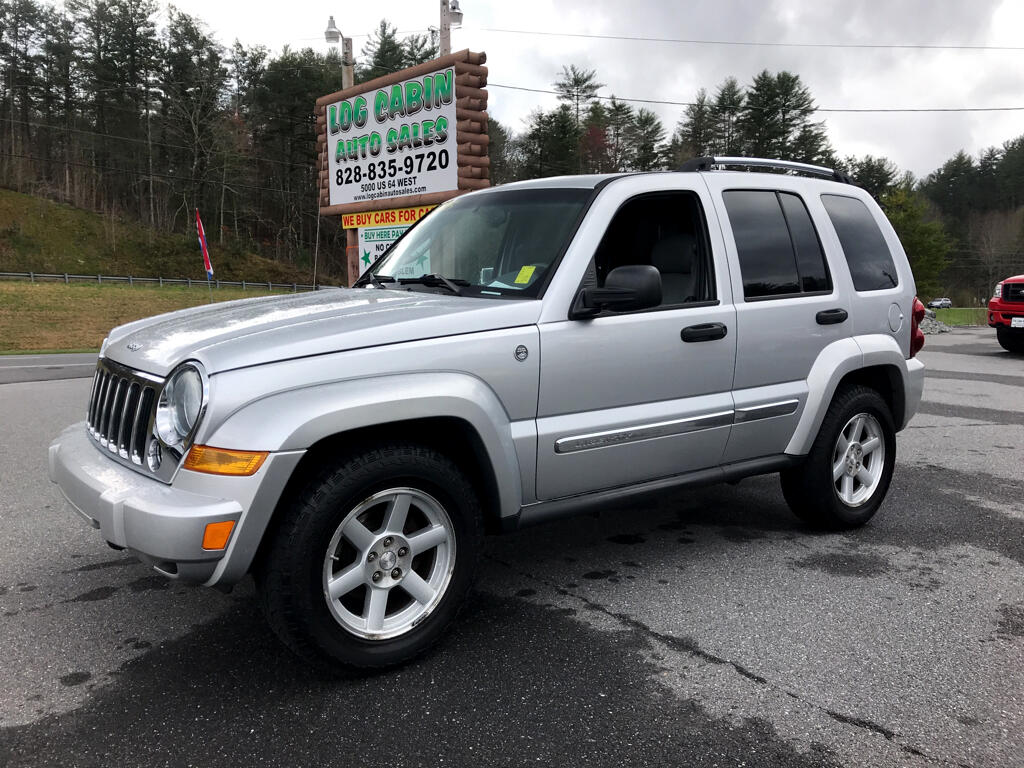 2007 Jeep Liberty 4dr Limited 4WD
