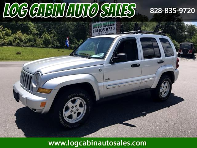 2006 Jeep Liberty 3.7L 4WD