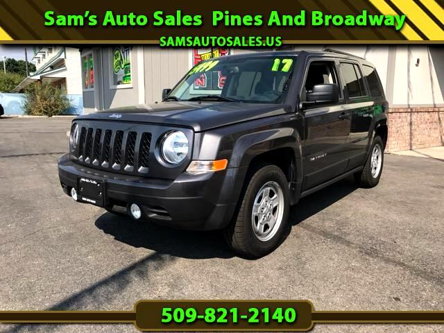 2017 Jeep Patriot 2WD