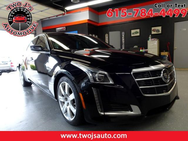 2014 Cadillac CTS 3.6L Premium w/Navi
