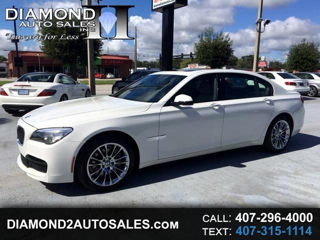 2014 BMW 7-Series 740Li