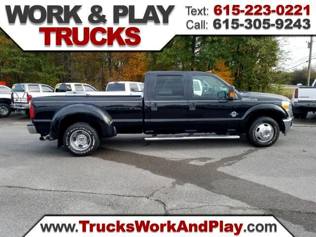 2011 Ford F-350 SD XLT Crew Cab Long Bed DRW 2WD