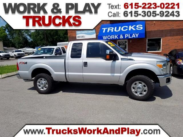2014 Ford F-250 SD FX4