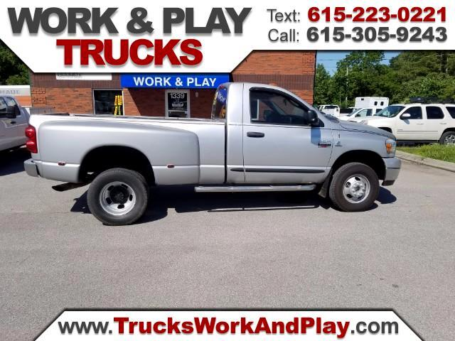 2007 Dodge Ram 3500 SLT Long Bed 4WD DRW