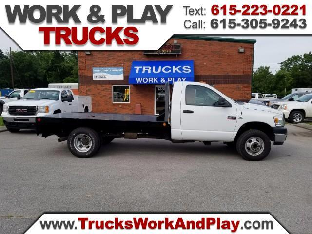2010 Dodge Ram 3500 Reg. Cab Long Bed 2WD