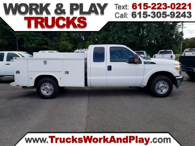 2012 Ford F-250 SD Lariat SuperCab 2WD