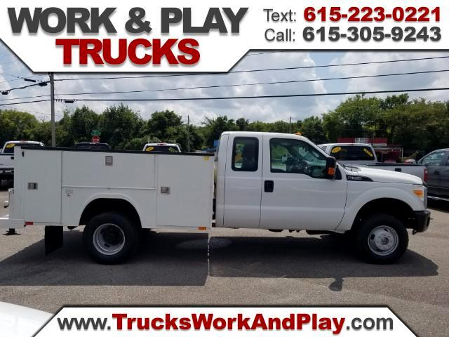 2013 Ford F-350 SD Lariat SuperCab Long Bed DRW 4WD