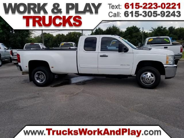2011 Chevrolet Silverado 3500HD LT Ext. Cab Long Box 2WD
