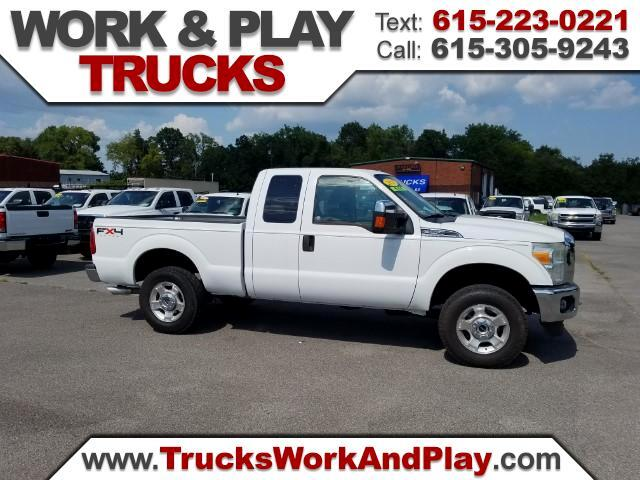 2011 Ford F-250 SD FX4 SuperCab 4WD