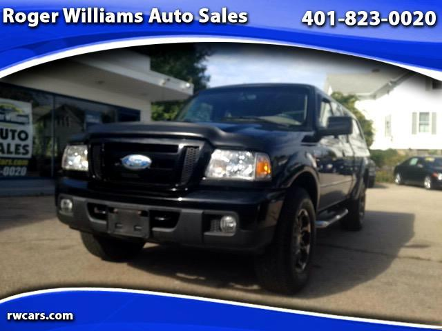 2006 Ford Ranger Sport SuperCab 4-Door 4WD