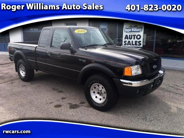 2004 Ford Ranger FX4 Level 2 SuperCab 4WD