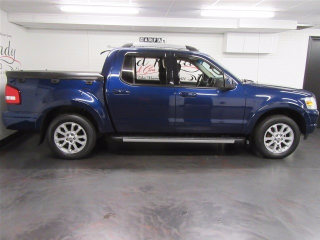 2007 Ford Explorer Sport Trac Limited Crew Cab 4WD