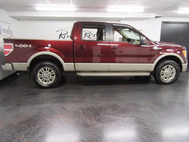 2009 Ford F-150 SuperCrew King Ranch 4WD
