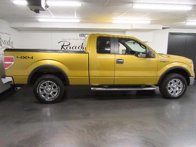 2009 Ford F-150 XLT SuperCab 4WD