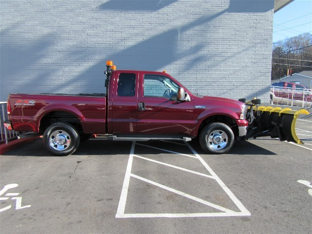 2006 Ford F-250 XLT SuperCab 4WD