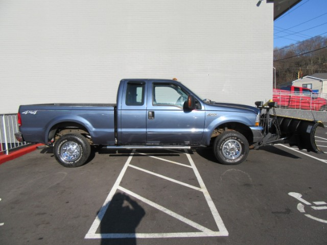 2004 Ford F-250 XLT SuperCab 4WD