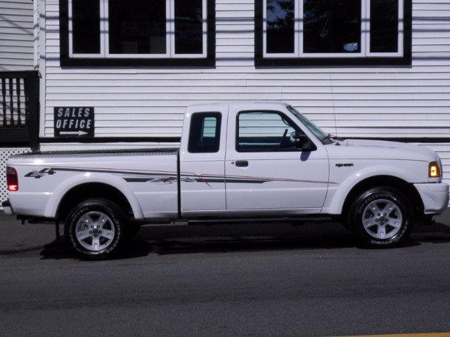 used 2005 ford ranger edge plus supercab 4wd for sale in. Black Bedroom Furniture Sets. Home Design Ideas
