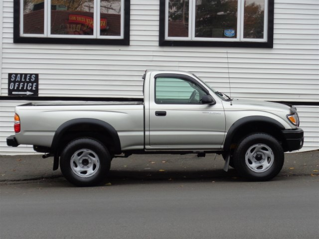 used 2004 toyota tacoma regular cab 4wd for sale in bridgeport ct 06606 road ready used cars. Black Bedroom Furniture Sets. Home Design Ideas