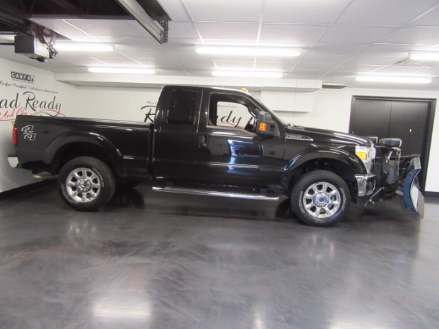 2013 Ford F-250 SuperCab 4WD