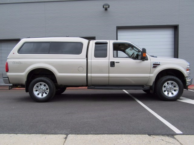 2008 Ford F-350 Lariat SuperCab Long Bed 4WD
