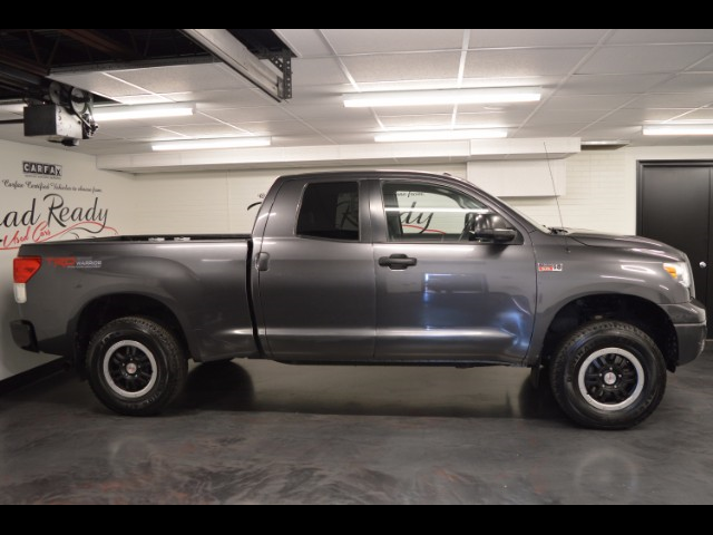 2012 Toyota Tundra Rock Warrior TRD Double Cab 4WD