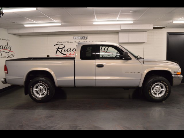 2000 Dodge Dakota SLT Club Cab 4WD