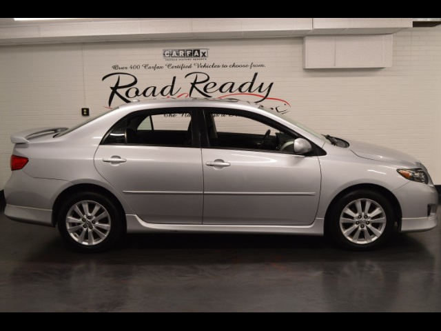 2010 Toyota Corolla S AT