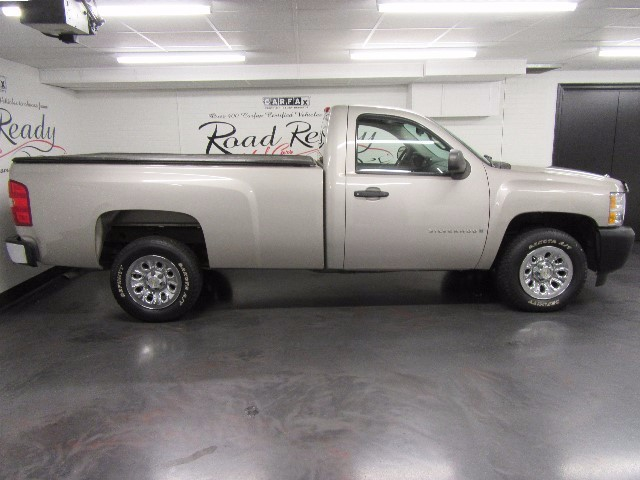2008 Chevrolet Silverado 1500 LT Regular Cab