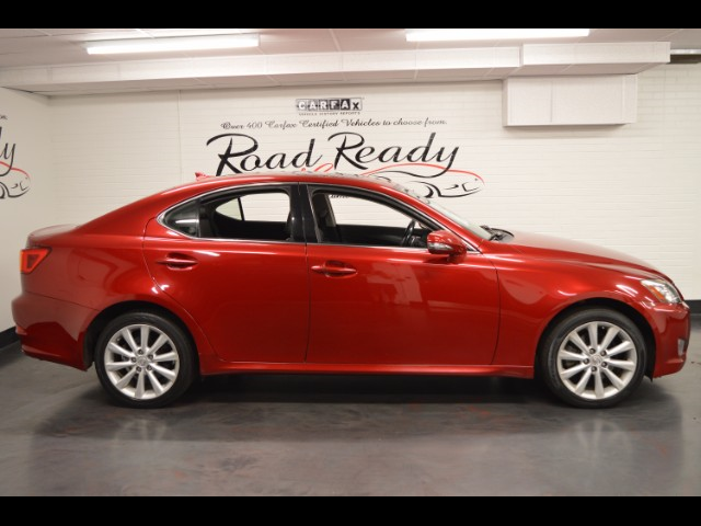 2010 Lexus IS IS 250 AWD 6-Speed Sequential