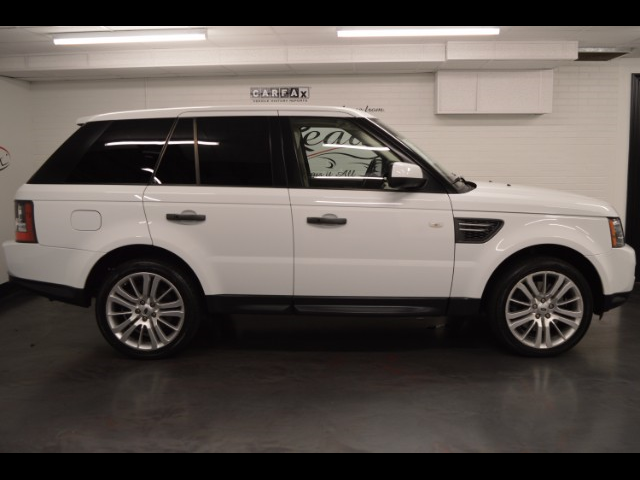 2011 Land Rover Range Rover Sport 4WD