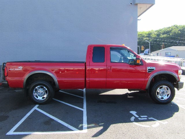 2008 Ford F-250 FX4 SuperCab 4WD