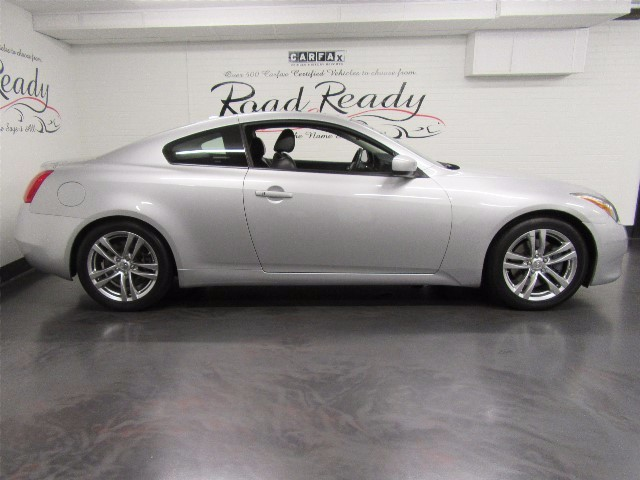 2008 Infiniti G37 2dr Coupe AT