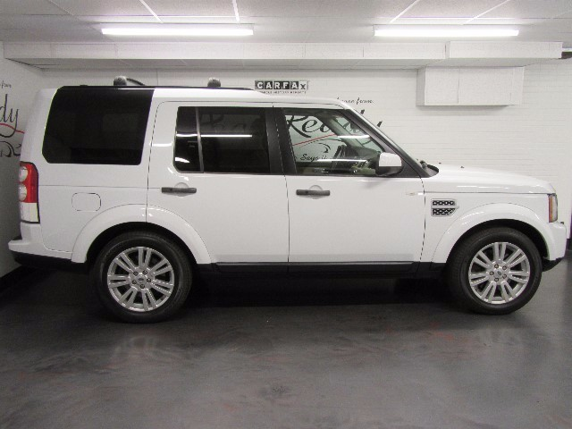 2012 Land Rover LR4 HSE 4WD