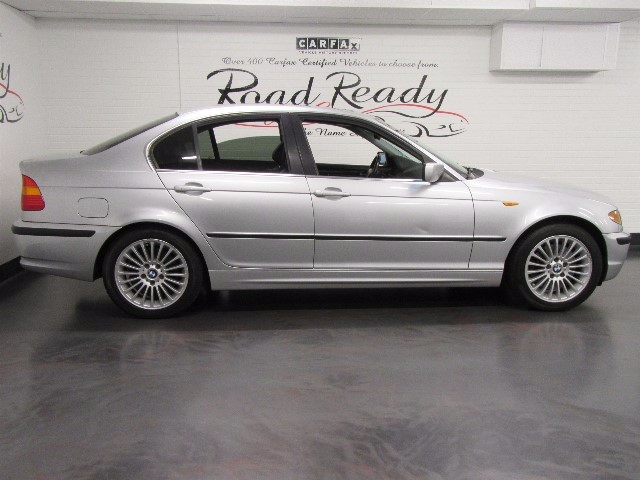 2003 BMW 3-Series 330xi AWD