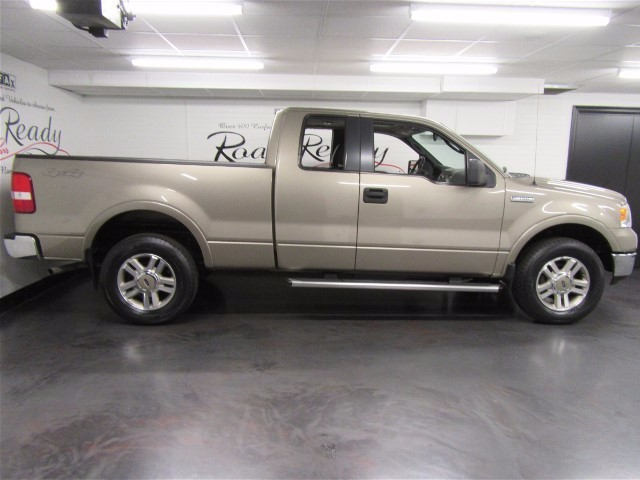 2005 Ford F-150 Lariat SuperCab 4WD