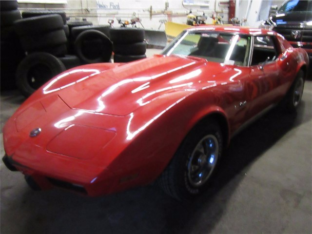 1976 Chevrolet Corvette 2dr Stingray Cpe