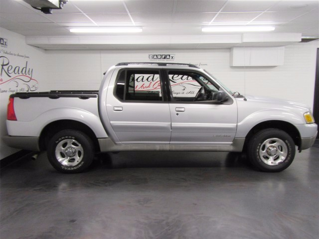 2002 Ford Explorer Sport Trac 4WD Choice
