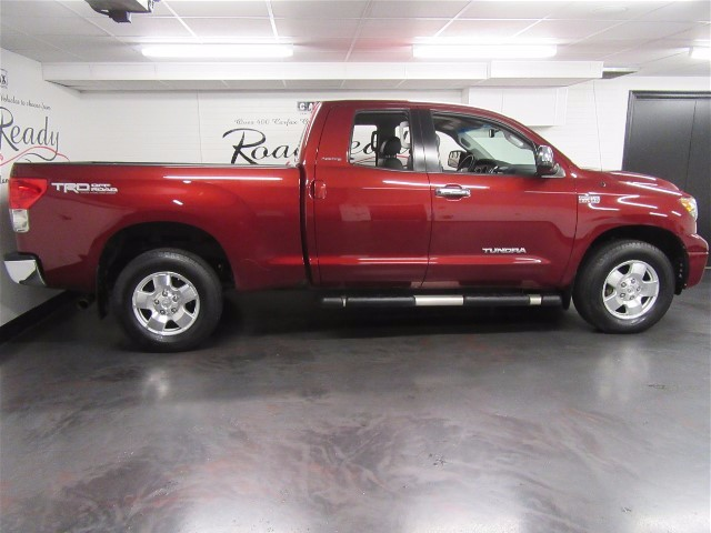2008 Toyota Tundra Limited CrewMax 4WD